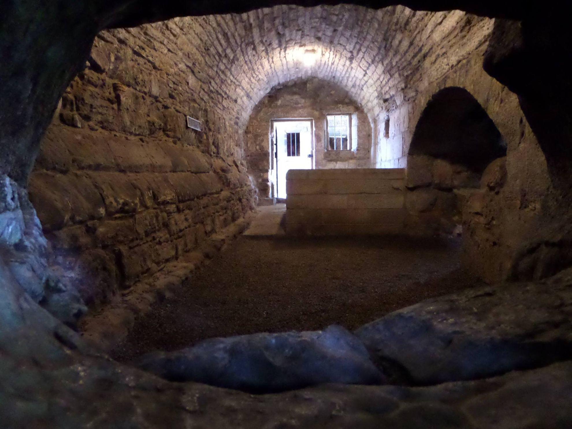 interno di un sotterraneo