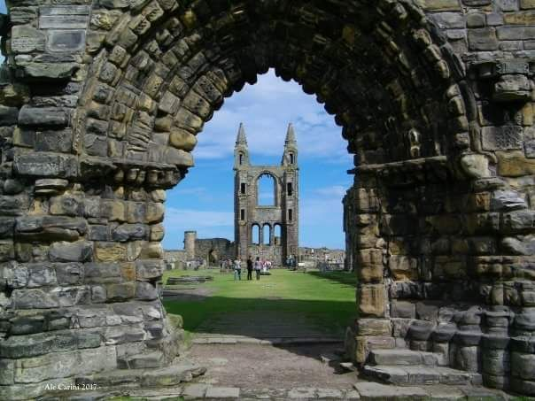 saint andrews - fife - scozia