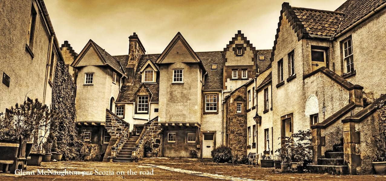 edimburgo White Horse Close 2 by glenn