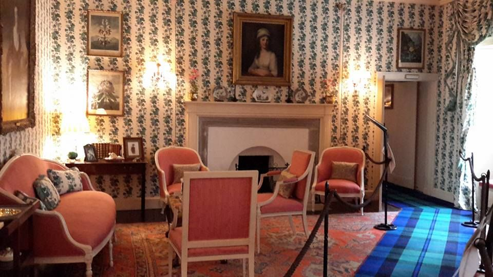 cawdor castle, stanza del castello