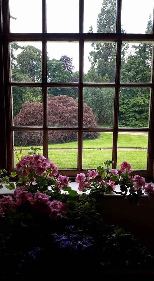 cawdor castle, giardini