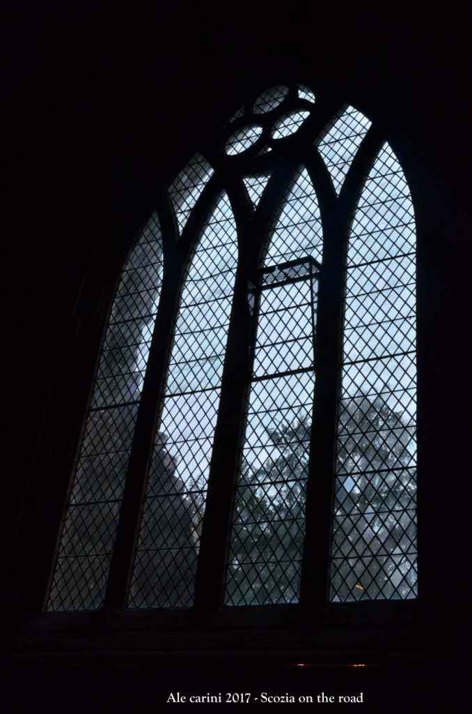 dunkeld cathedral scozia