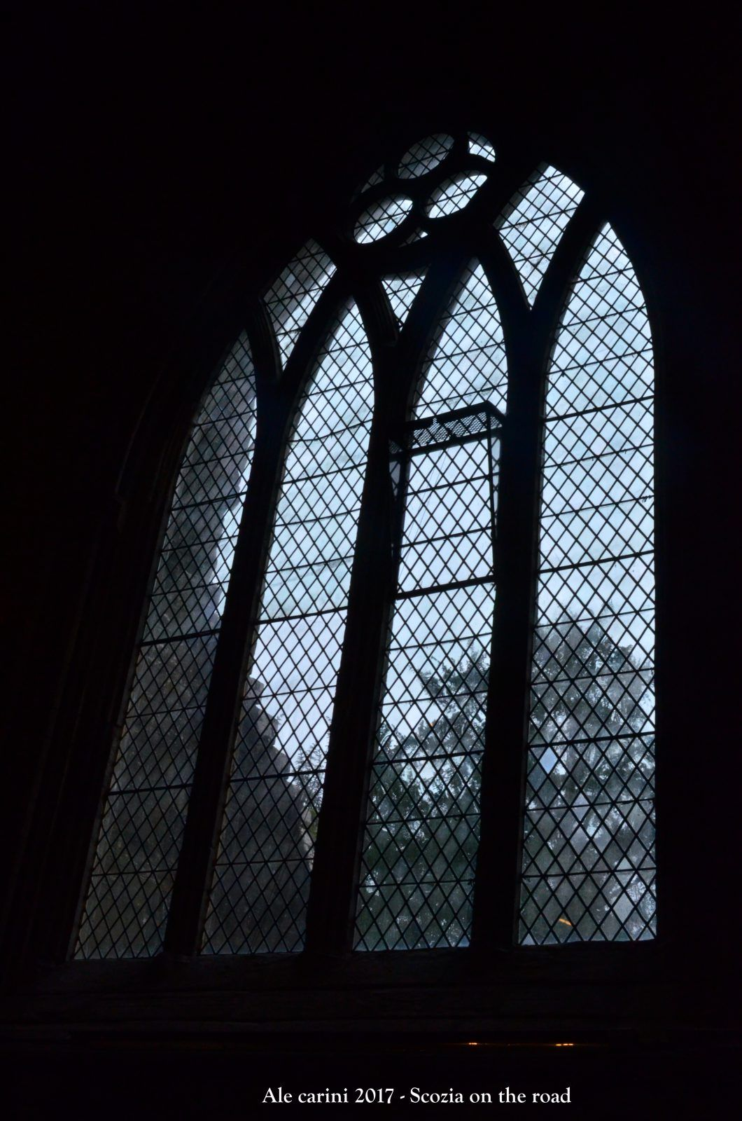 finestra, cattedrale