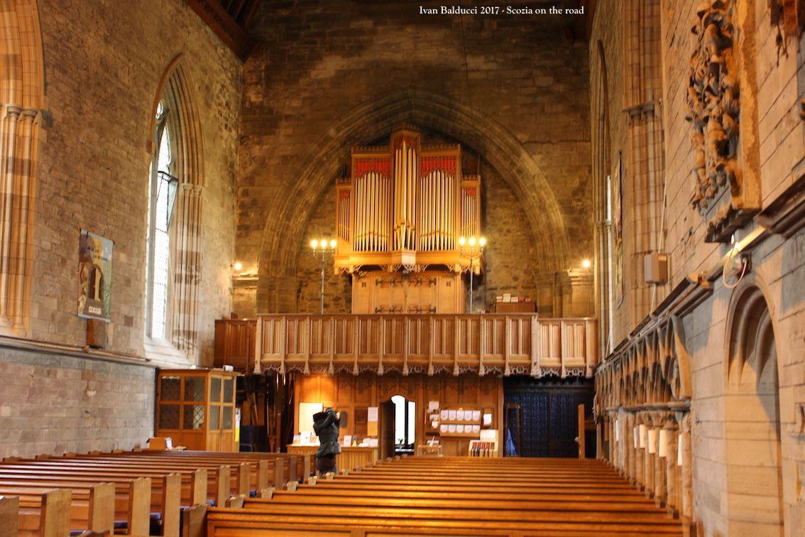 organo, chiesa, cattedrale