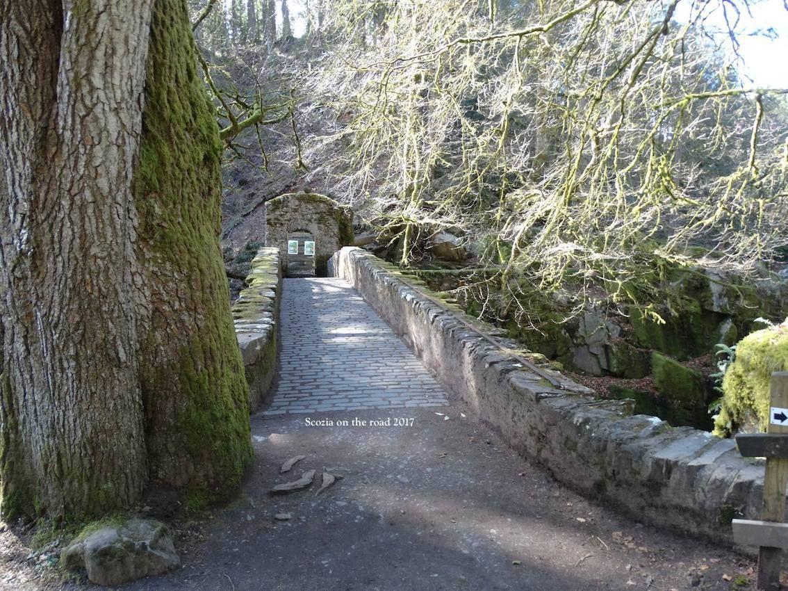 ponte in pietra, laberi