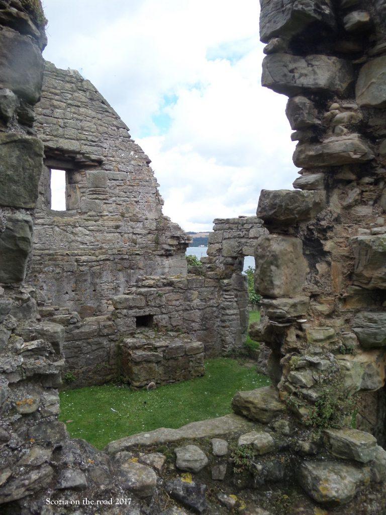 inchcolm abbey - isole scozia