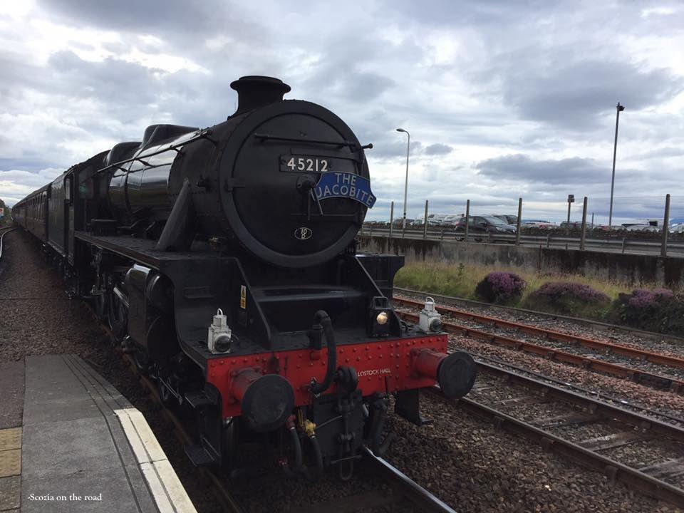 Scozia in treno: 15 giorni