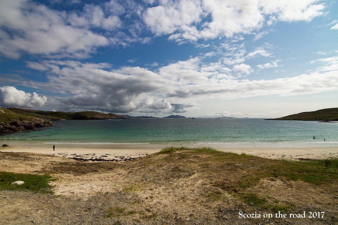 Lewis e Harris, l'isola al confine del mare - Hushinish Beach