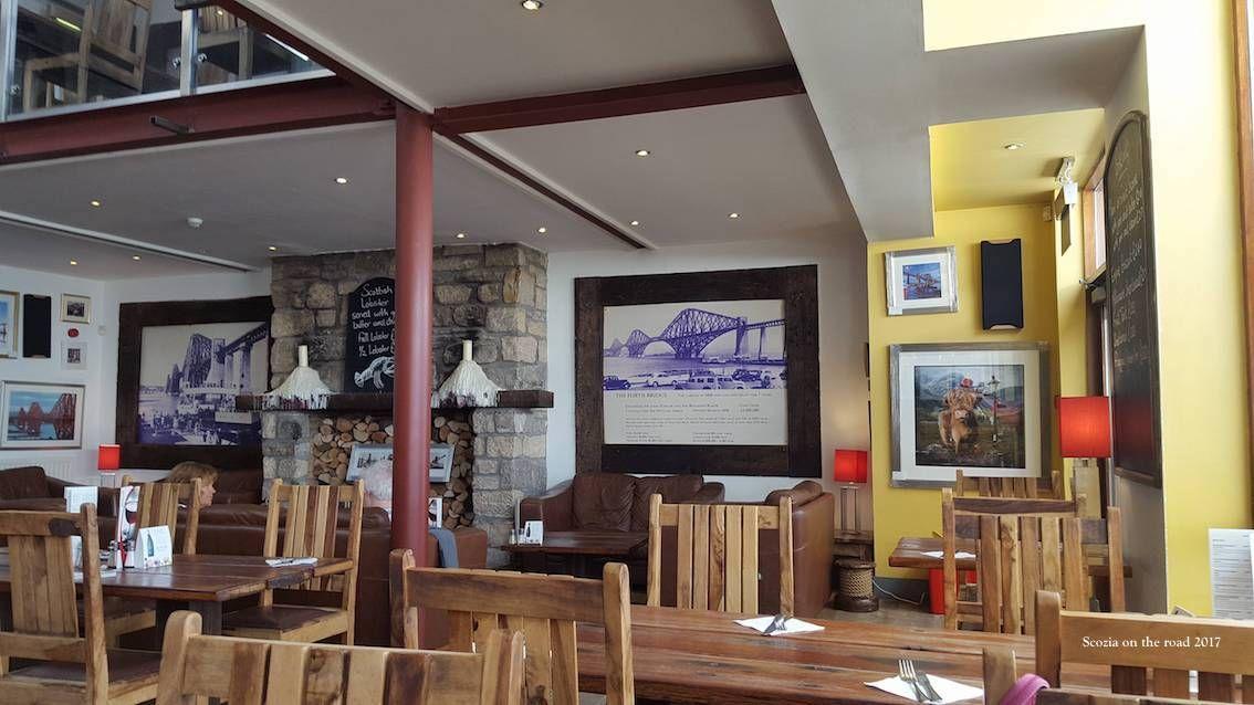 South Queensferry (Scozia), ristorante