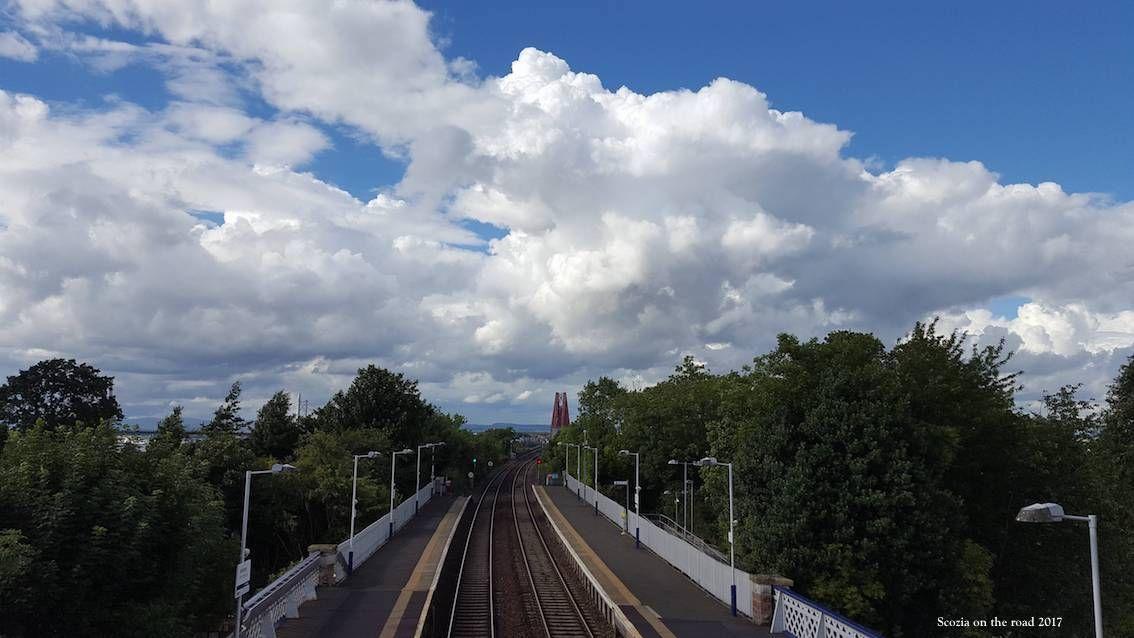 stazione del treno di queensferry