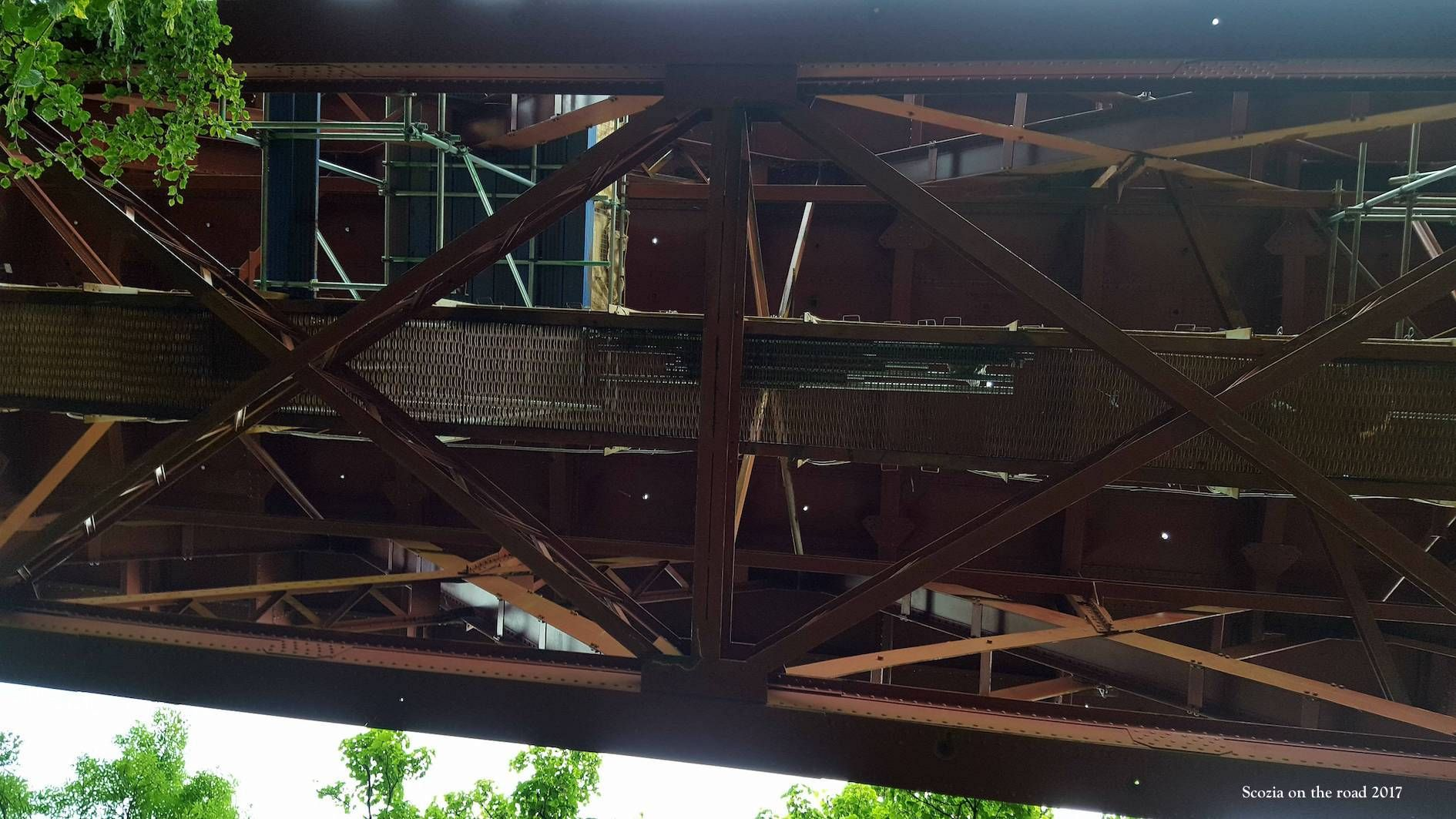 ponte ferroviario a queensferry