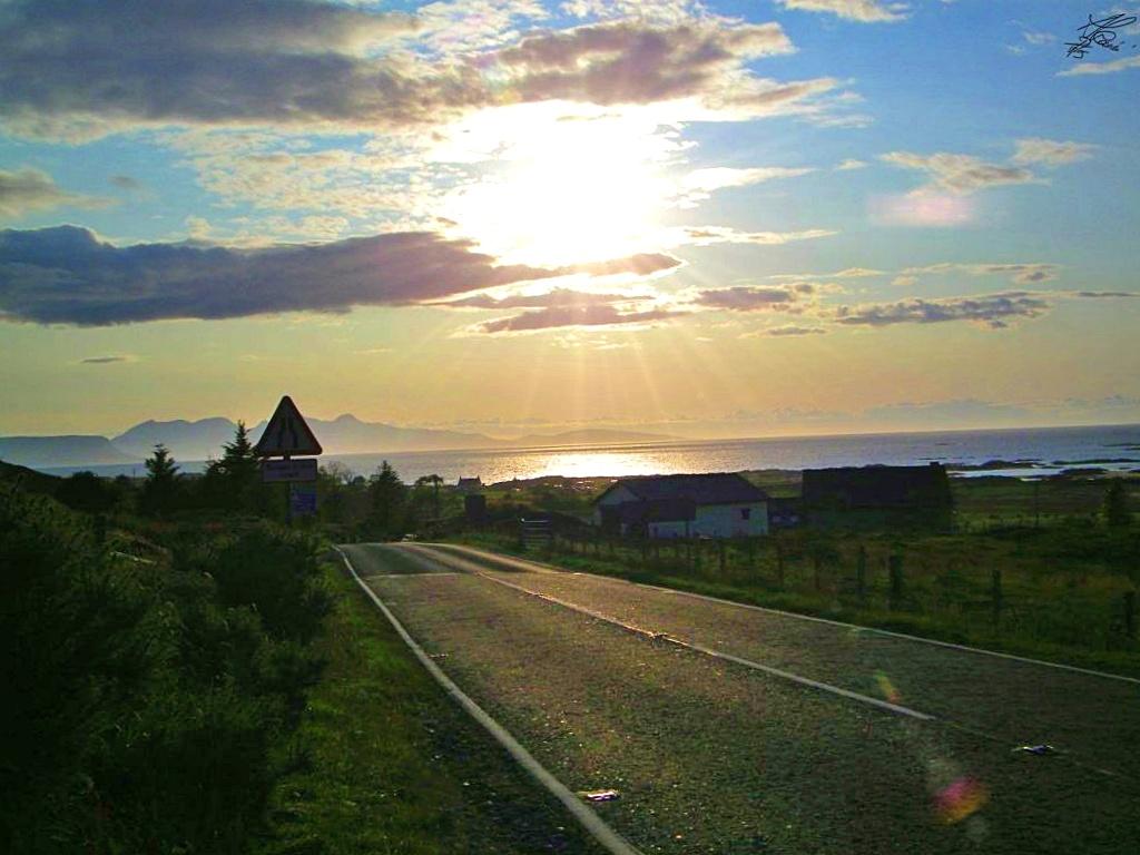 road to the isles scozia