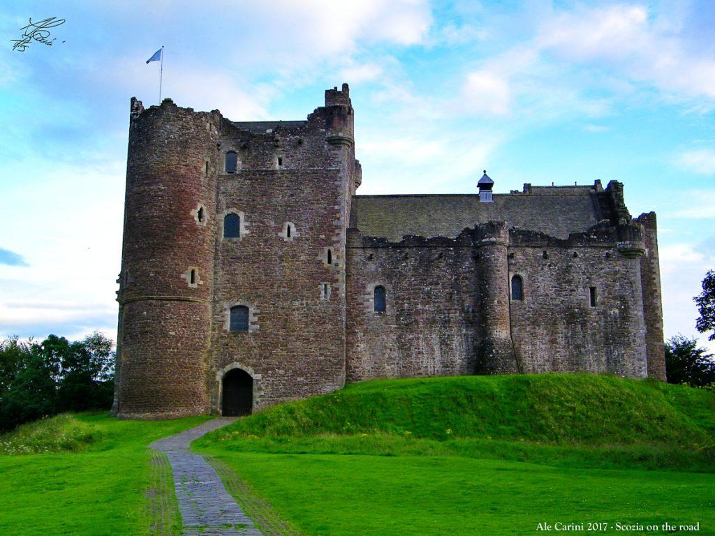 doune castle, gita di un giorno da edimburgo
