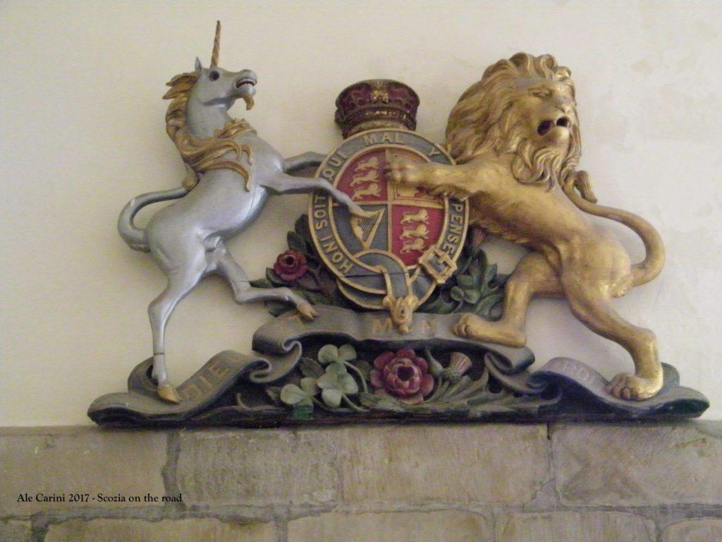 leone ed unicorno