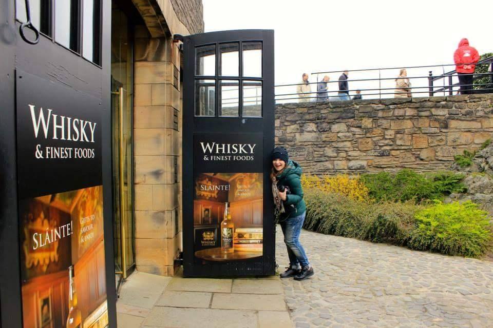 porta, whisky, persona