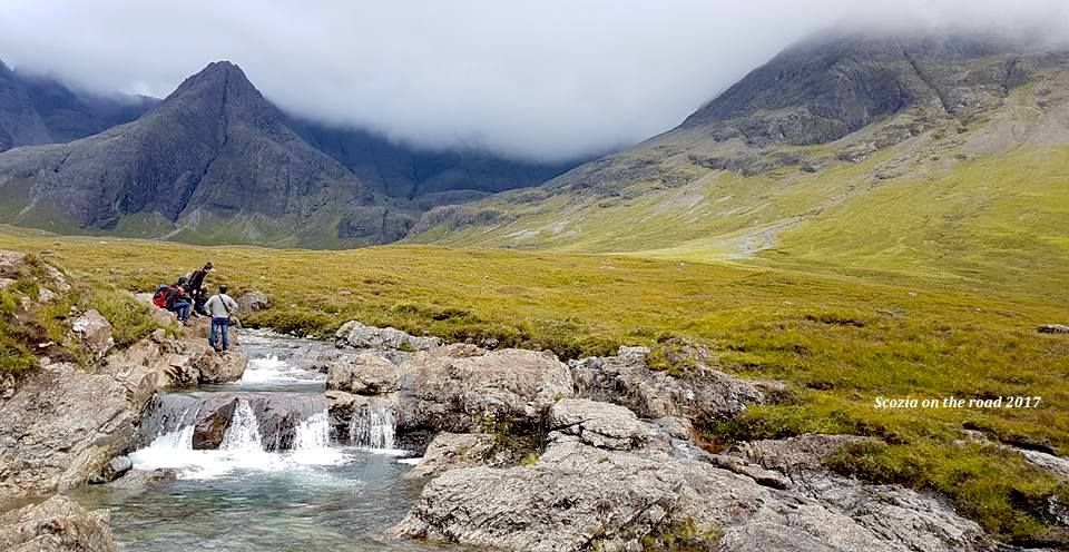 fairy pools, cosa vedere sull'Isola di Skye Scozia