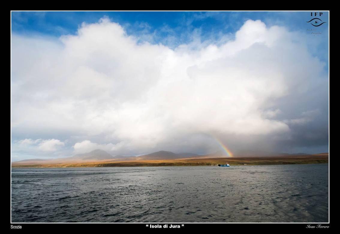 isola di jura - jura scozia