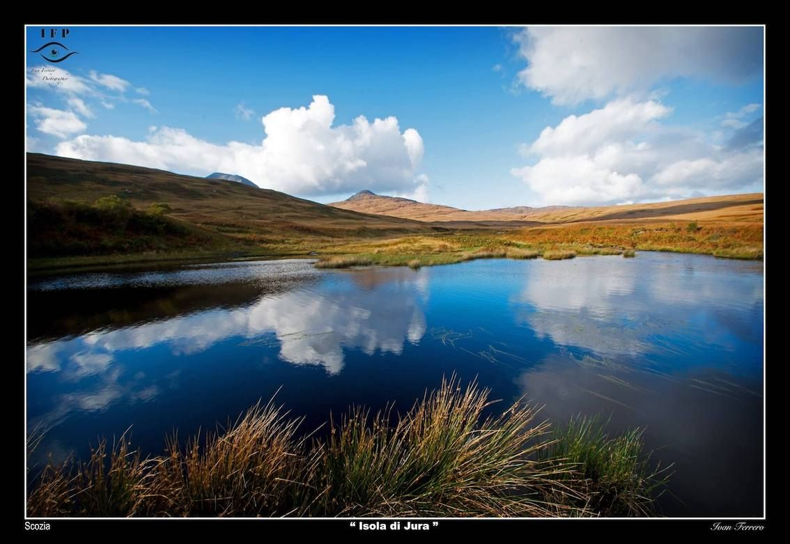 isola di jura - isole della scozia - jura scotland