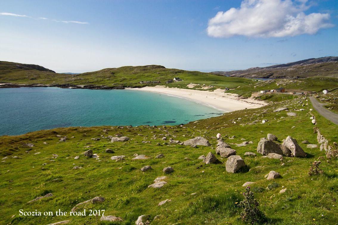 ebridi esterne - isole scozia - spiagge scozia