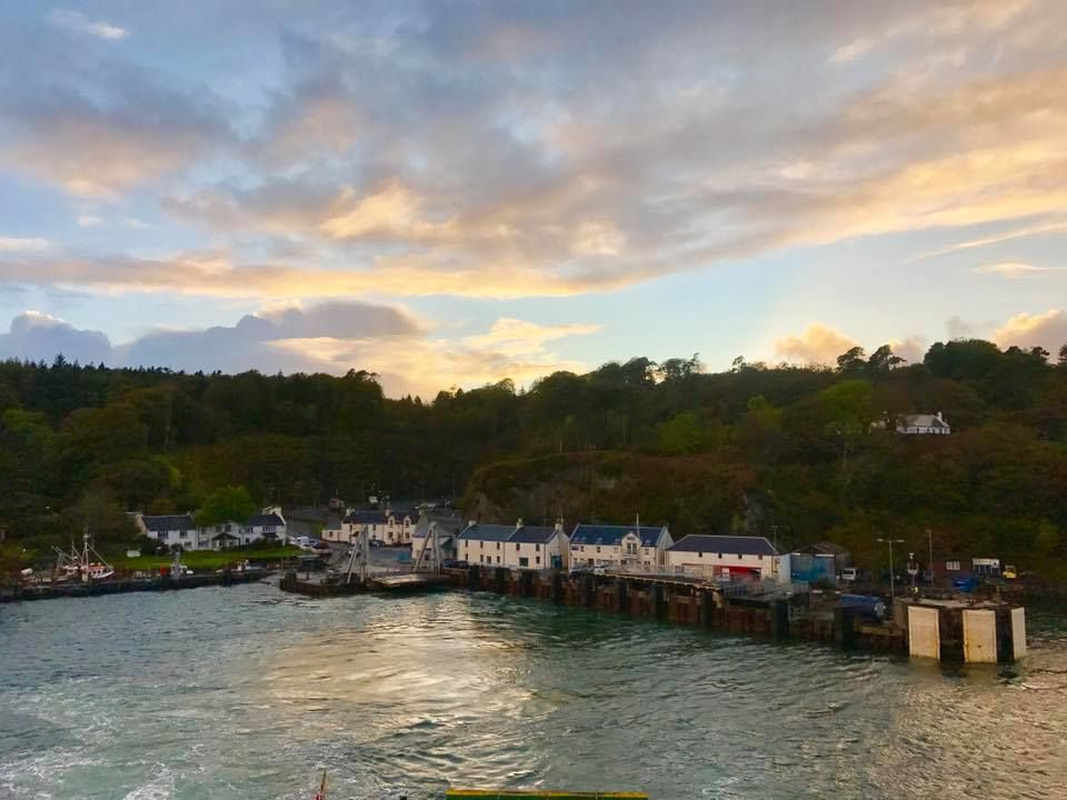 port askaig scozia - isole scozia
