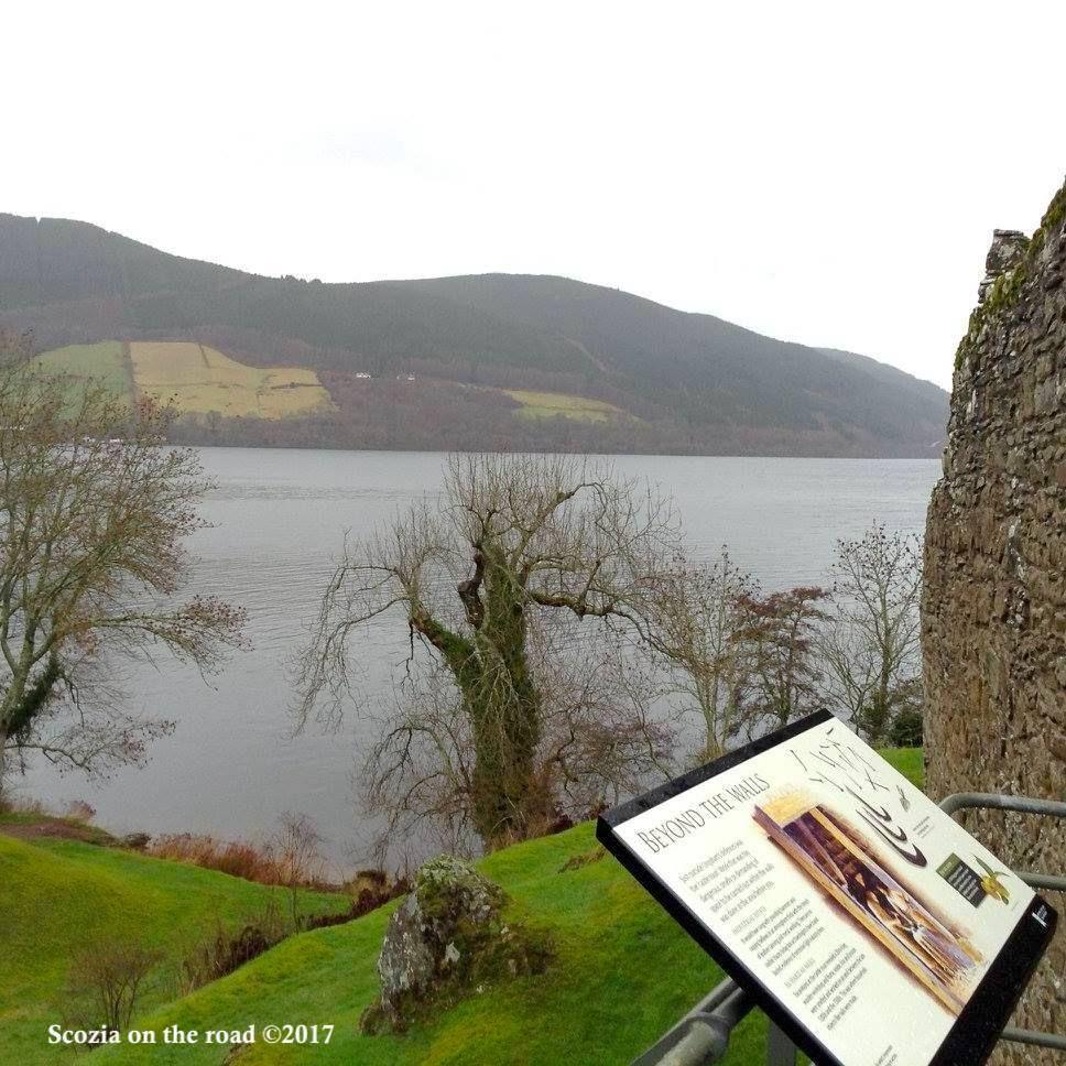 Loch Ness e il suo castello