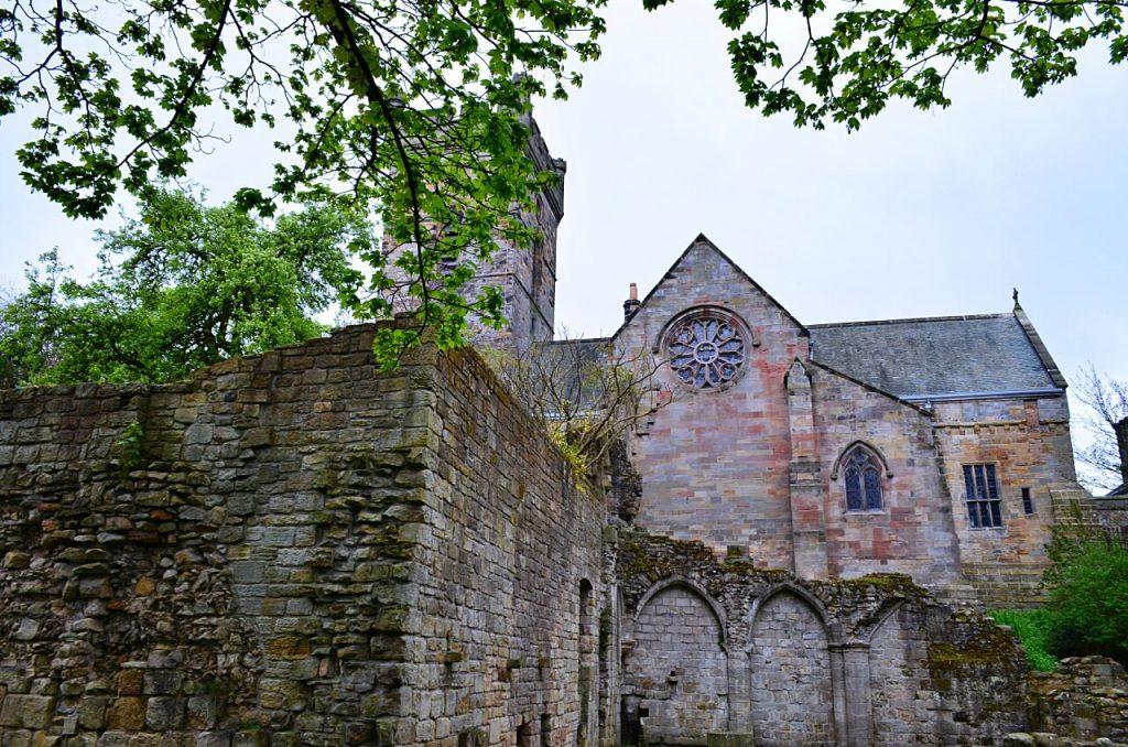 culross abbey - culross scozia