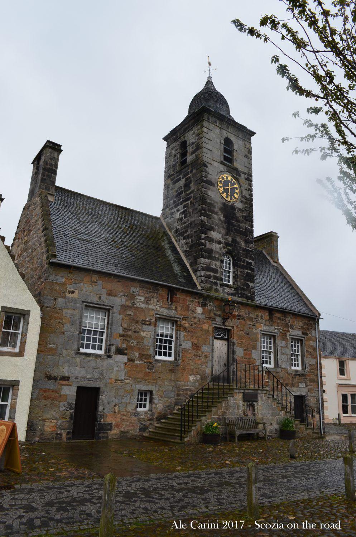 Culross, alla scoperta del borgo