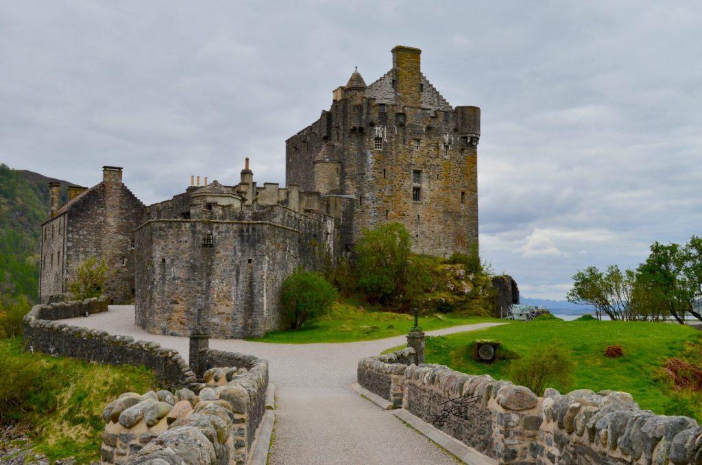 eilean donan, 7 giorni in Scozia da Edimburgo