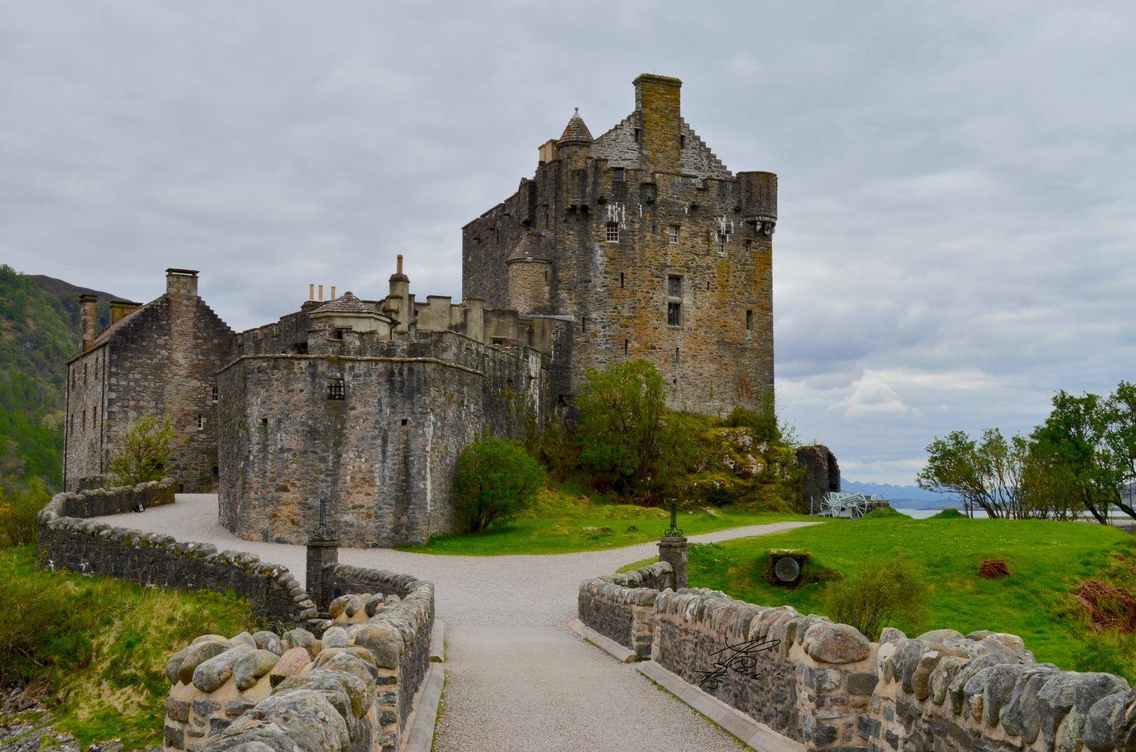 Eilean Donan castle - highlands Scozia