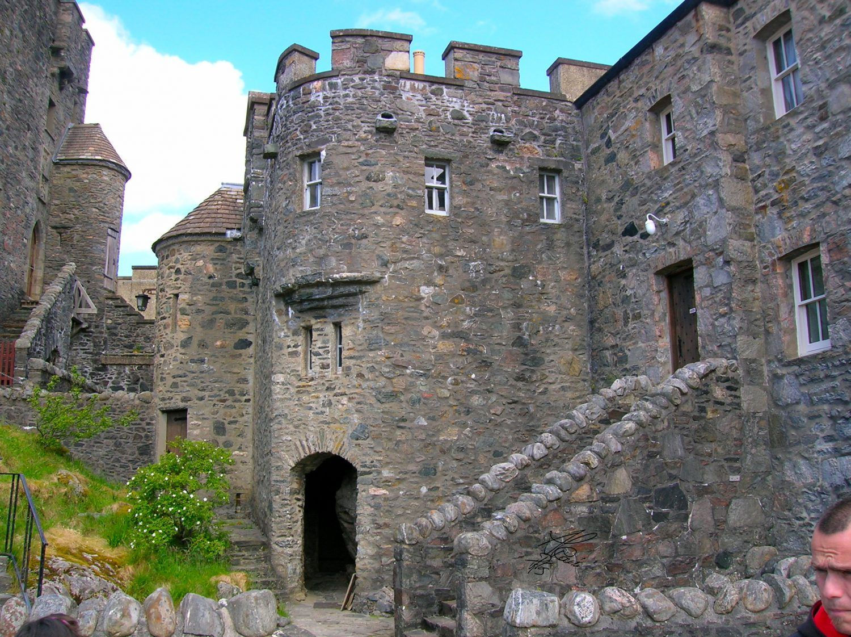 il castello di Eilean Donan - castelli scozia