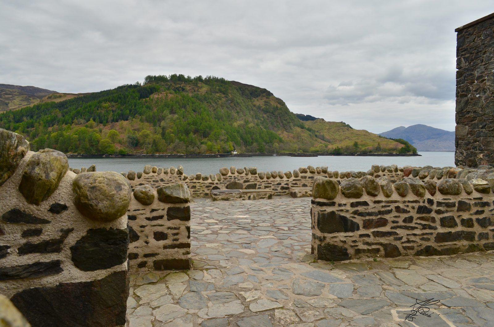 Eilean Donan castle - castelli Scozia