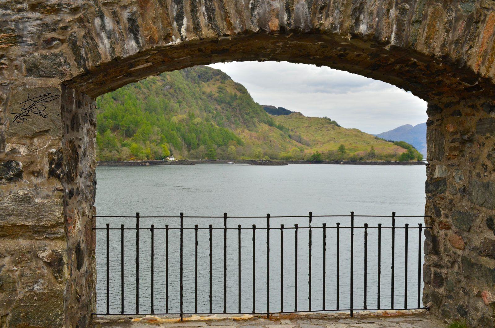 Eilean Donan castle - highlands - castelli scozia