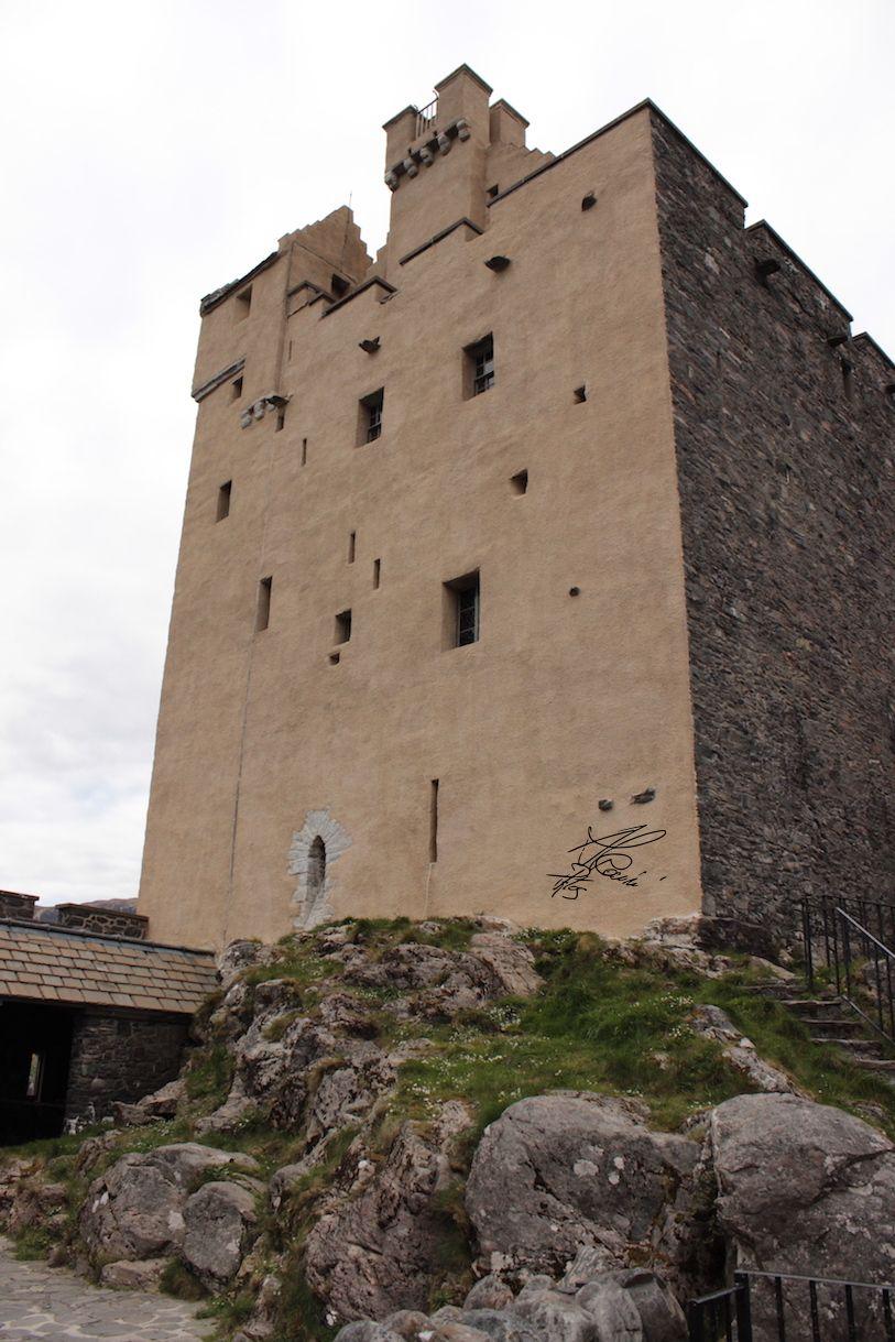 Il castello di Eilean Donan - uno dei luoghi più romantici della Scozia