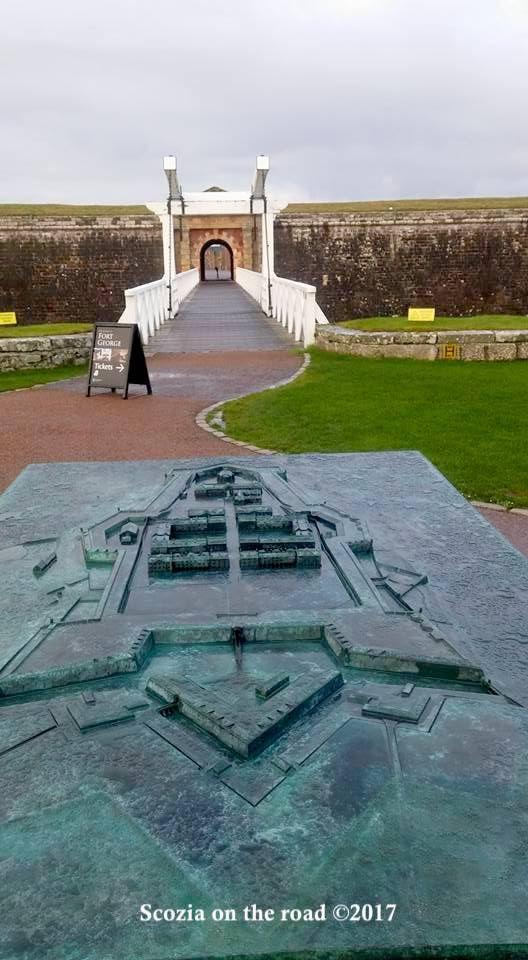 Fort George (Scozia), ritorno al 1769