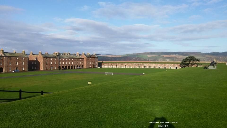 Fort George - fortificazioni scozzesi