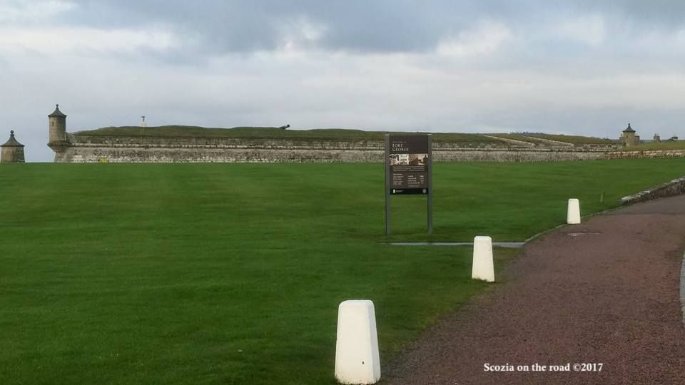 Fort George scozia