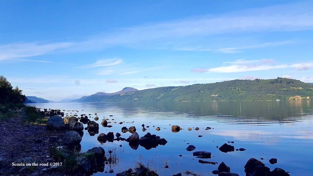 Urquhart Castle, Loch Ness e il suo castello