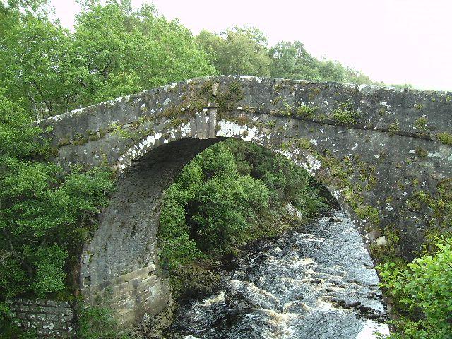 loch ness white bridge