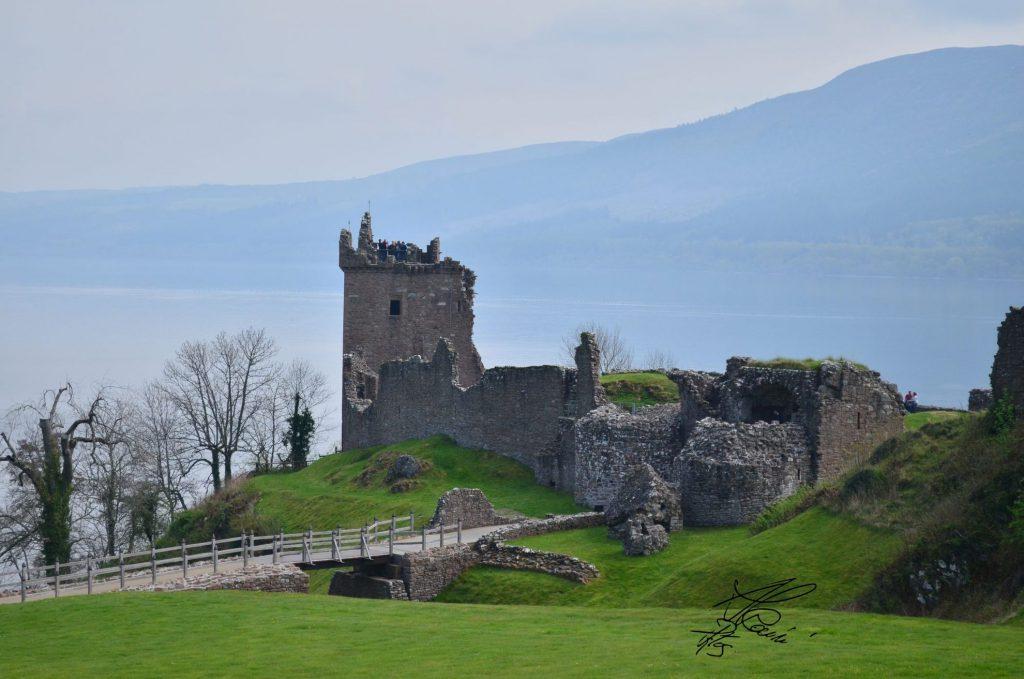 Urquhart Castle scozia - castelli scozia