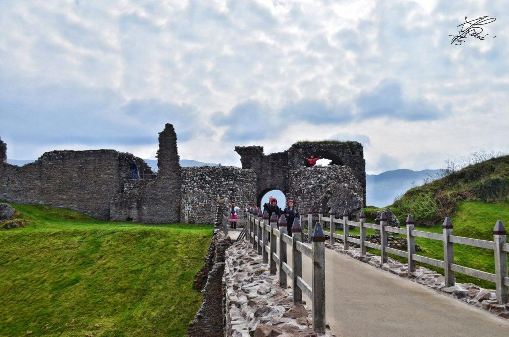 Urquhart Castle, castelli scozia, castello loch ness
