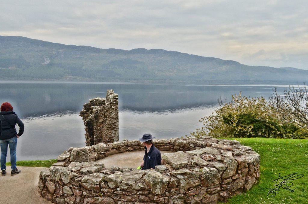 urquhart, rovine di castello