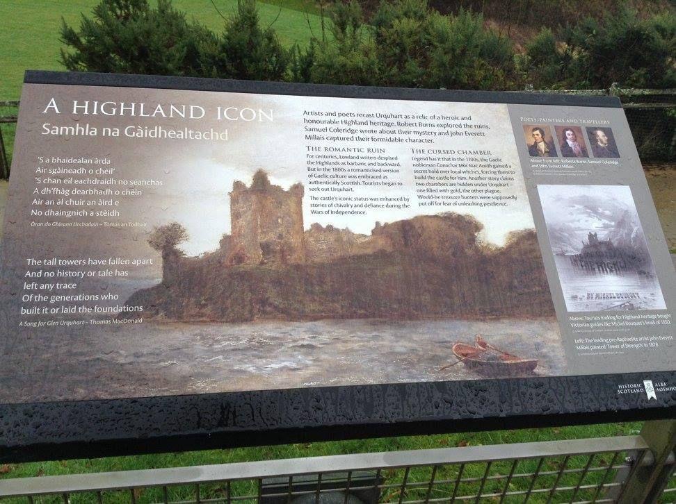 highlands scozia - castelli scozia