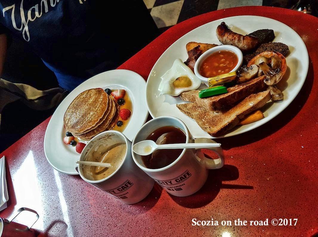 Scozia 30 piatti da assaggiare - full scottish breakfast