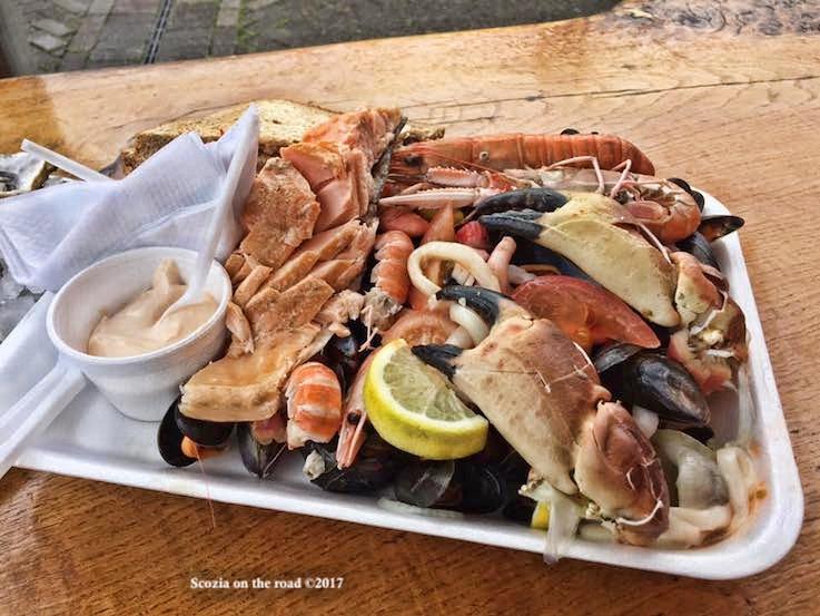 Scozia 30 piatti da assaggiare
