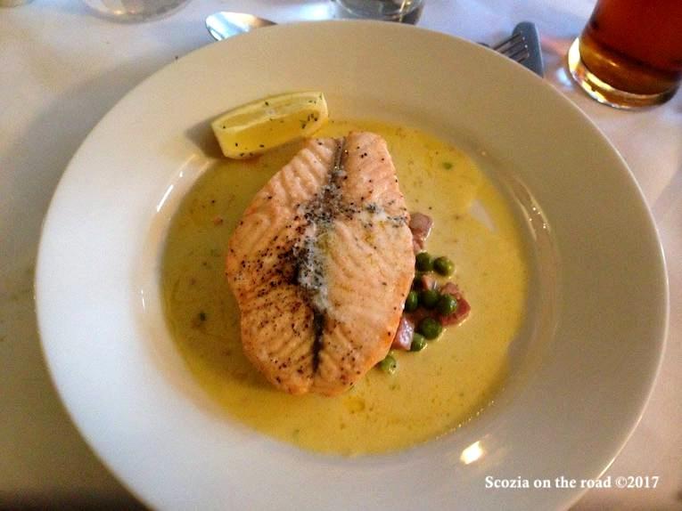 30 piatti da assaggiare in Scozia, salmone