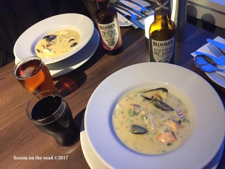 cosa mangiare in scozia - piatto tipico scozzese