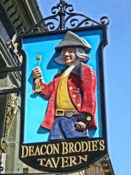edimburgo, Deacon Brodie's
