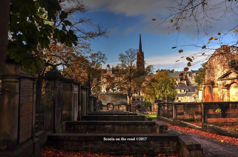 graveyards, Edimburgo