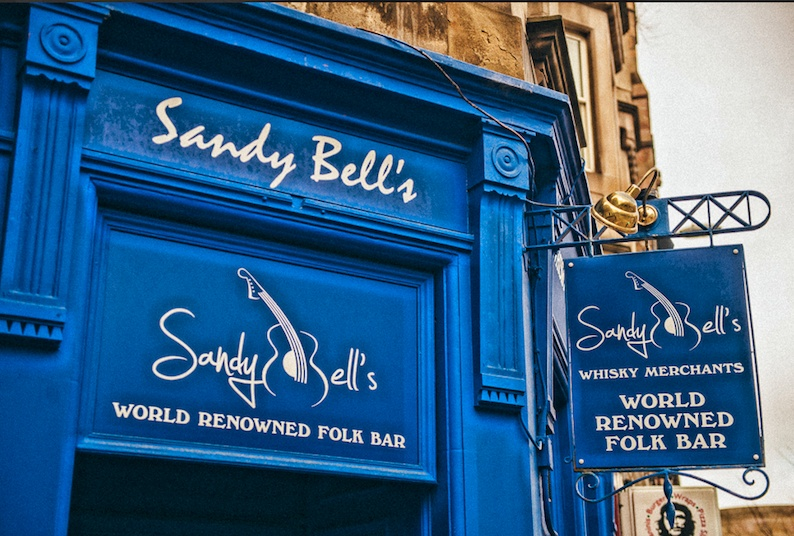 sandy bell