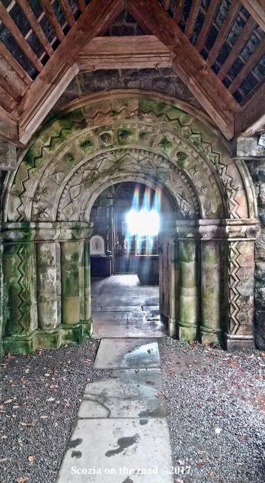 Saint Conan Kirk, Loch Awe
